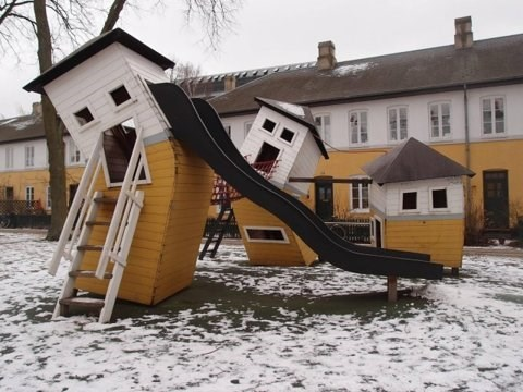 funny playgrounds wtf