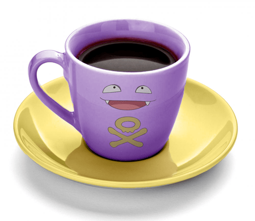 coffee puns mugs Koffing wordplay - 7934866432