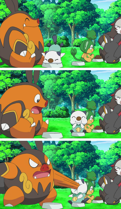 Pokémon anime oshawott - 7934931200