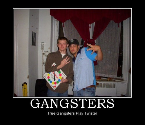 funny gangster old school twister - 7935017984