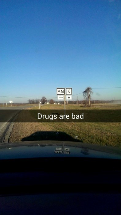 drugs funny South Park sign - 7935144448