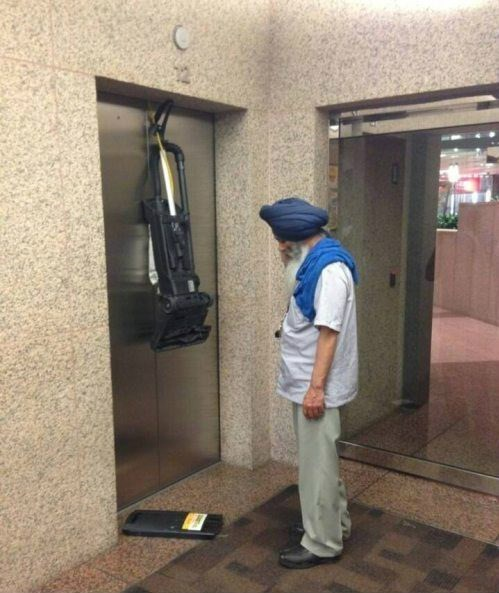 elevator facepalm funny vacuum fail nation g rated