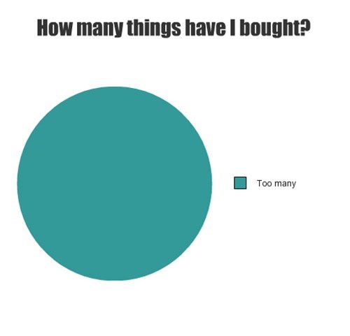 shopping holiday money Pie Chart - 7935665408