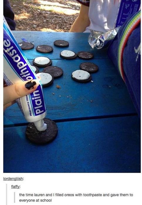 Oreos toothpaste - 7936290304