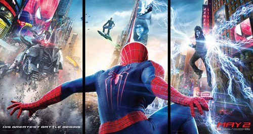 movie poster Spider-Man spiderman 2 - 7936561408