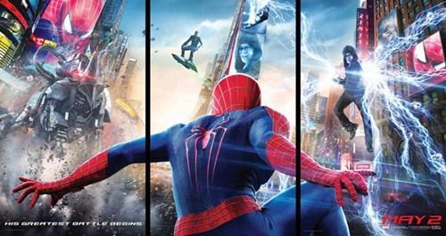 movie poster Spider-Man - 7936561408