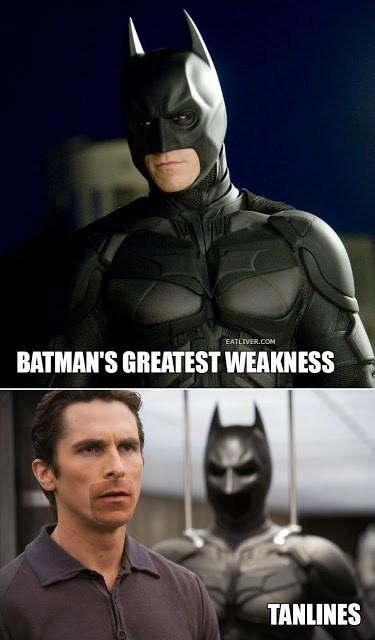 batman dark knight tan lines - 7936690944