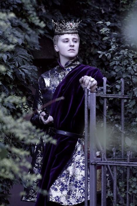 cosplay Game of Thrones joffrey baratheon - 7936718080