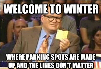 driving Memes parking whose line is it anyway winter
