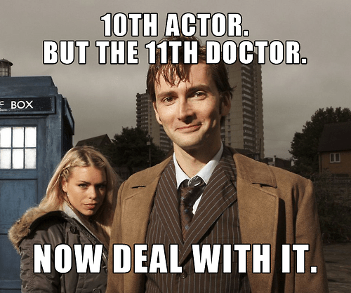 10th doctor David Tennant rose tyler timey wimey - 7936825344