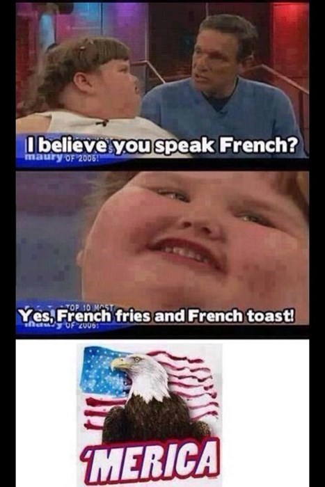 merica french maury
