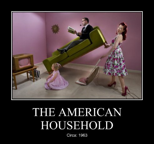 THE AMERICAN HOUSEHOLD Circa: 1963