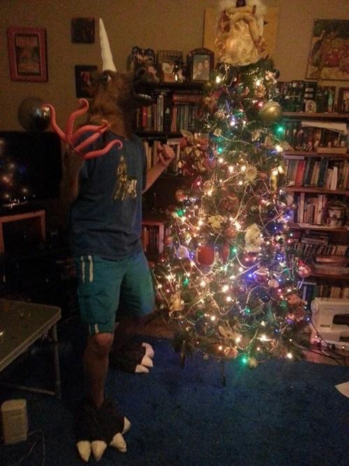 christmas,holidays,horsehead