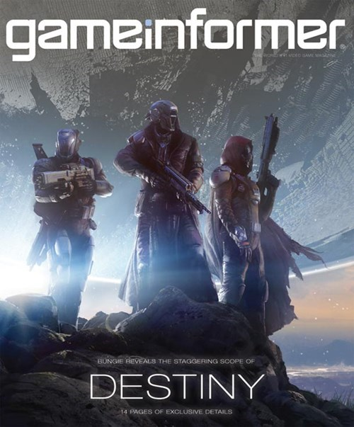 bungie destiny game informer Video Game Coverage - 7937666816