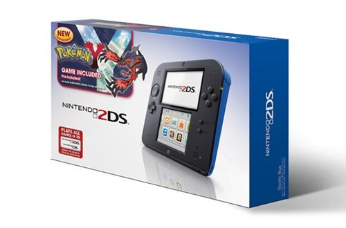 nintendo pokemon x/y 2DS Video Game Coverage
