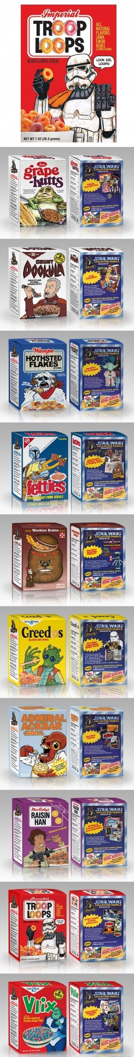 cereal star wars noms - 7938137088