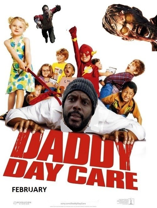 The Walking Dead tyreese daddy day care matchup - 7938177536
