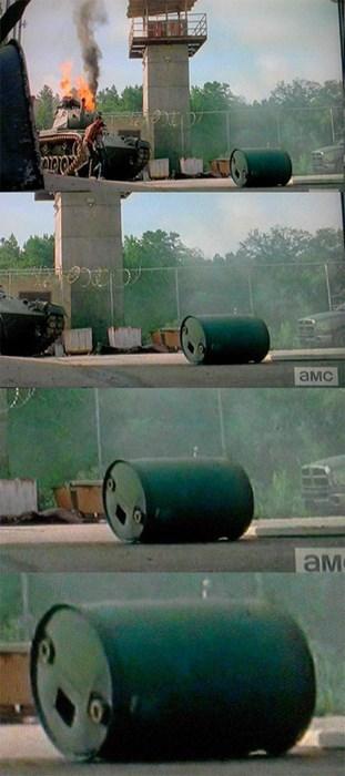 barrel feels The Walking Dead - 7938182144