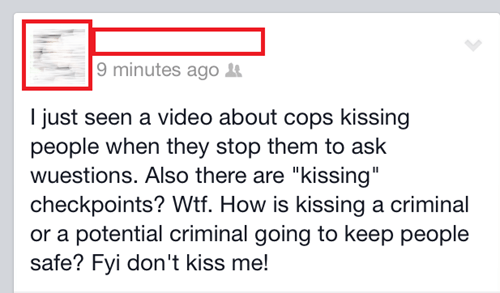 the onion,kissing checkpoints