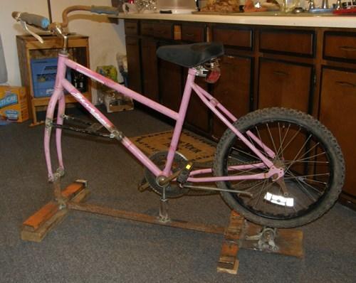 wood bikes exercise bike there I fixed it - 7938259200
