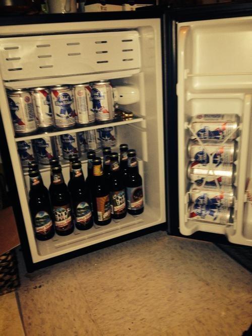 beer fridge funny wtf - 7938502400