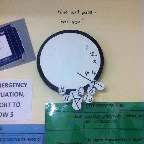 class funny teacher clock time - 7938909184