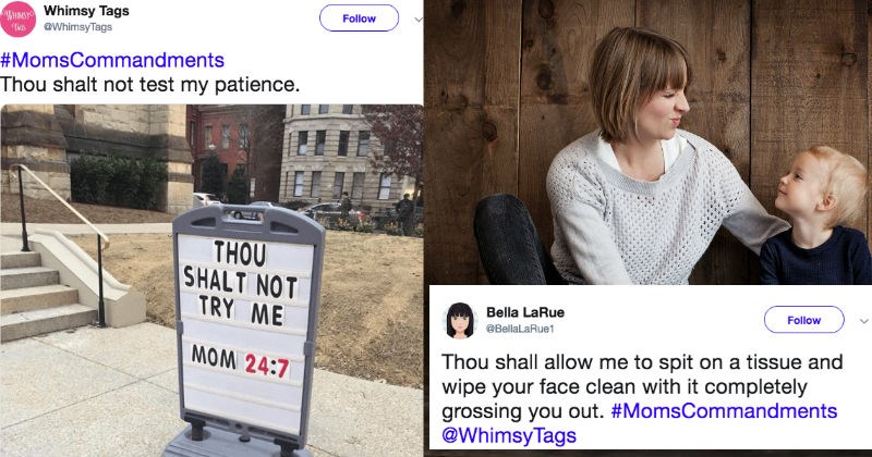 twitter gross parenting social media ridiculous love mom funny - 7939077