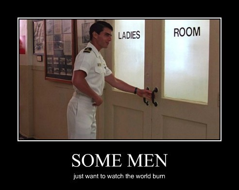 funny ladies room Movie Tom Cruise