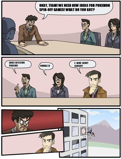 Boardroom Meeting - Looker