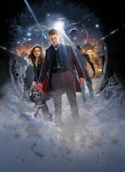 christmas special doctor who the time of the doctor - 7939362048