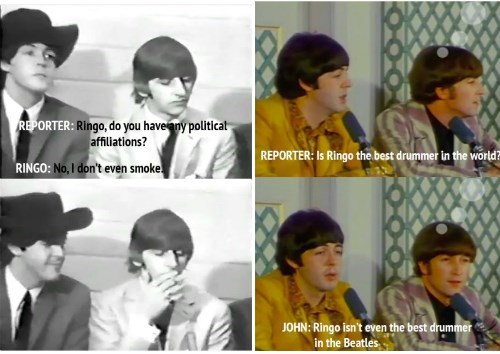 john lennon interviews paul mccartney Ringo the Beatles g rated Music