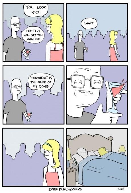 flattery puns dating web comics - 7939431424