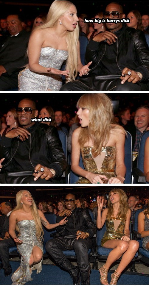 taylor swift harry styles lady gaga dishing about boys - 7939484672
