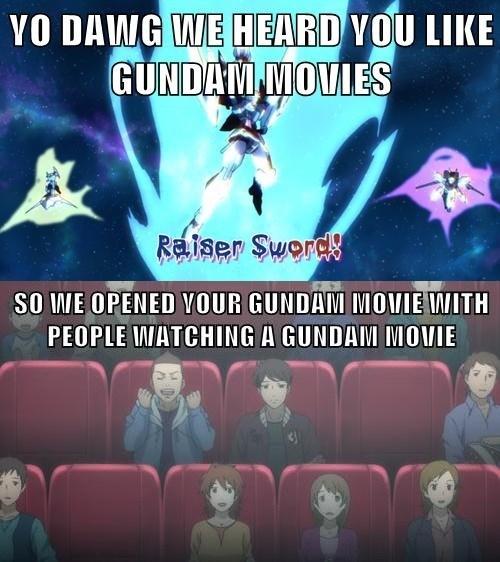 anime gundam movies - 7939574016