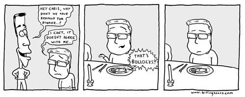 puns seafood web comics - 7939575552