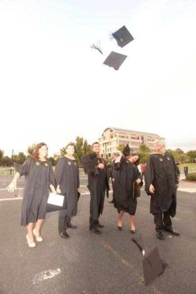 photobomb,graduations