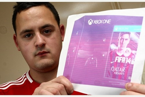 Nottingham Gamer Mistakenly Spent £450 on a Photo of an Xbox One on eBay