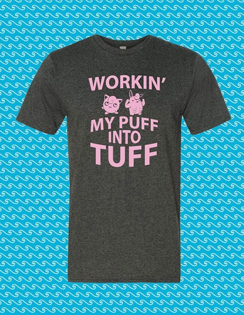 for sale jigglypuff t shirts Pokémon wigglytuff - 7939760896