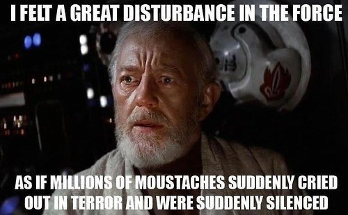 facial hair,december,star wars,mustaches