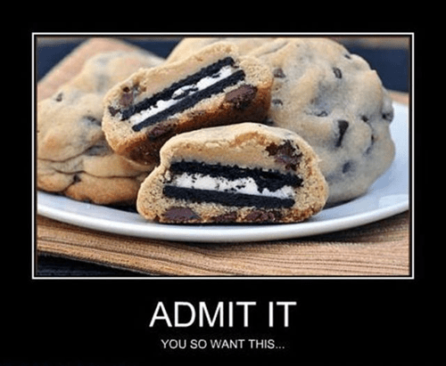 awesome cookies funny oreo - 7939784960
