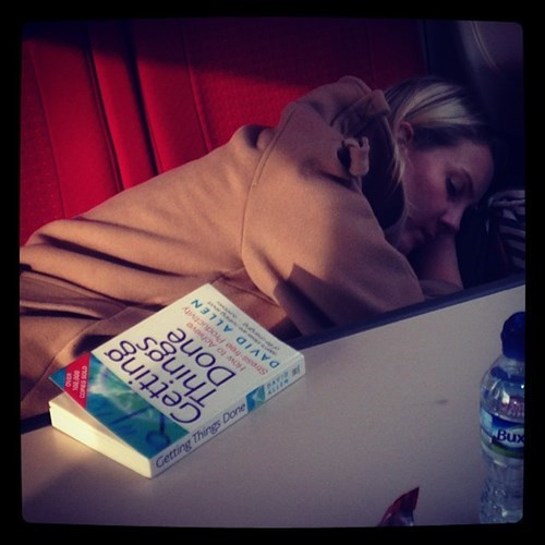 irony naps public transit commuter - 7939908864