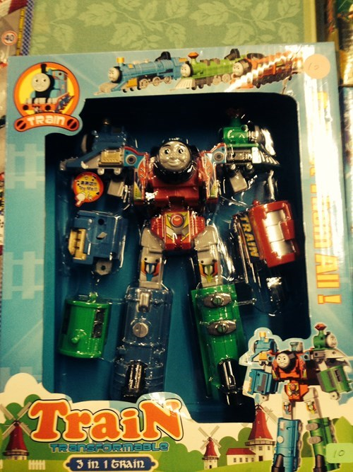 engrish knockoff toys thomas the tank engine giant robots - 7939925760
