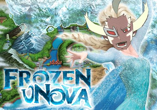 disney frozen Pokémon unova - 7940138240