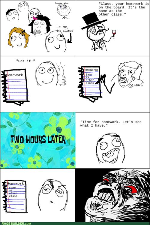 homework,genius