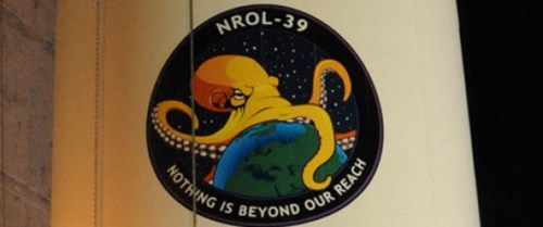 NSA mysterious logos NSO rockets octopus patches - 7941139712