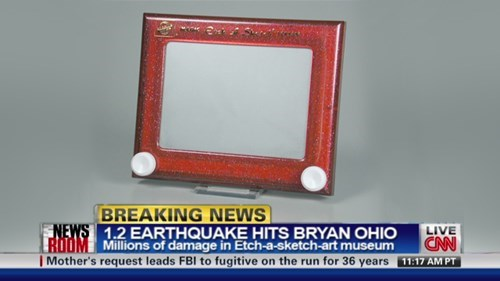 Etch A Sketch funny Probably bad News news g rated fail nation