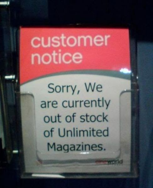 irony,magazine,sign