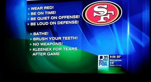 49ers football news nfl sports seattle seahawks colin kaepernick sucks - 7941431808