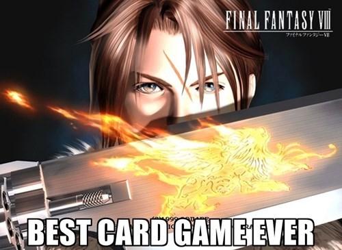 final fantasy final fantasy viii triple triad - 7941639424