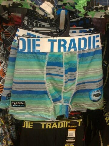 fashion Death Threat underwear - 7941648128